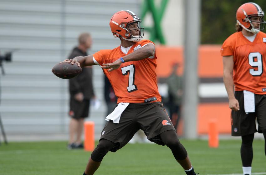 Deshone Kizer Has A Shot At Ending The Cleveland Browns Quarterback Curse Brick Wall Blitz